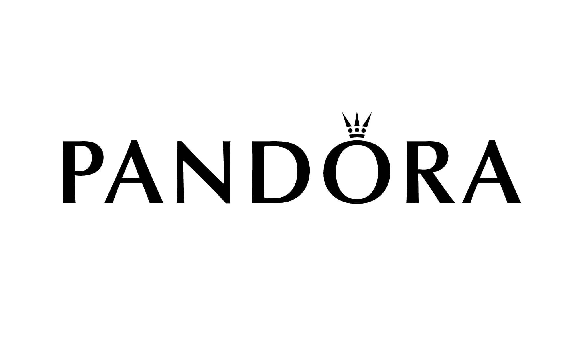 Pandora logo and symbol, meaning, history, PNG