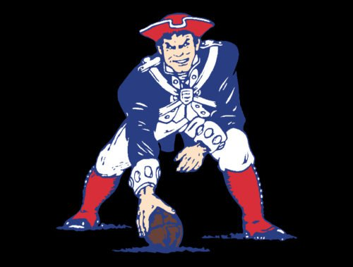 Pat Patriot symbol