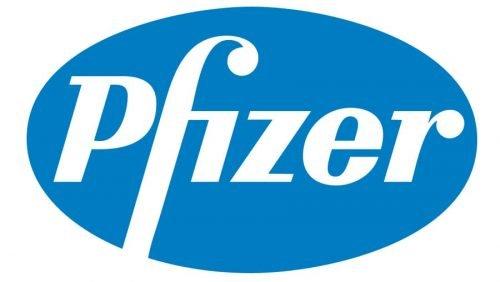 Pfizer Logo 1990