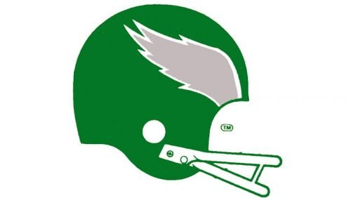 Philadelphia Eagles Logo 1973