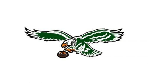 Philadelphia Eagles Logo 1987