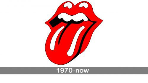 Rolling Stones Logo history