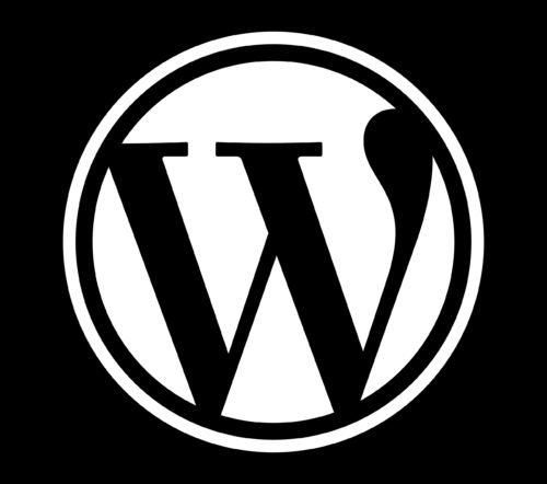 WordPress Symbol
