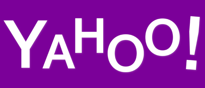 New yahoo mail logo