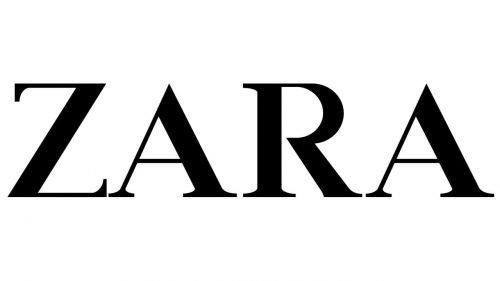 Zara Logo 1975