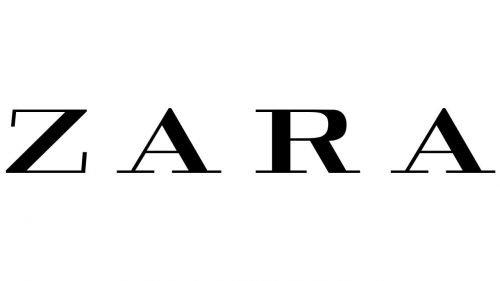 Zara Logo 2008