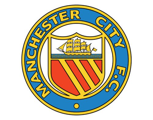 manchester city old logo