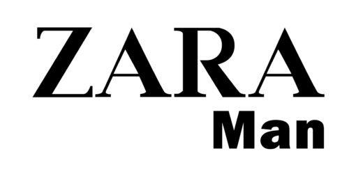 zara man logo