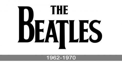 Beatles Logo history