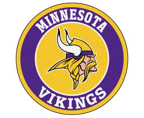 Color Minnesota Vikings Logo