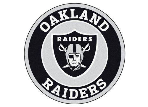 Color Oakland Raiders Logo