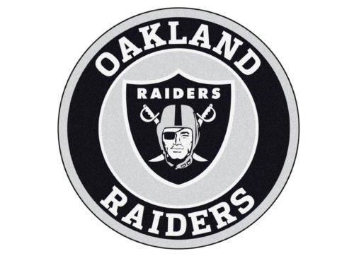 Color Oakland Raiders Logo