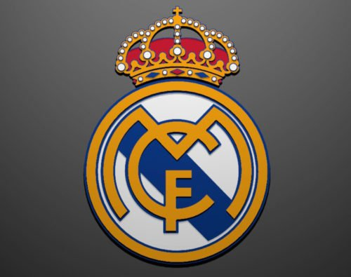 Color Real Madrid Logo