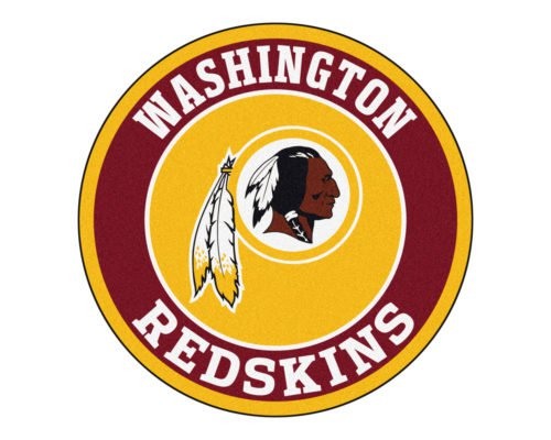 Color Redskins Logo