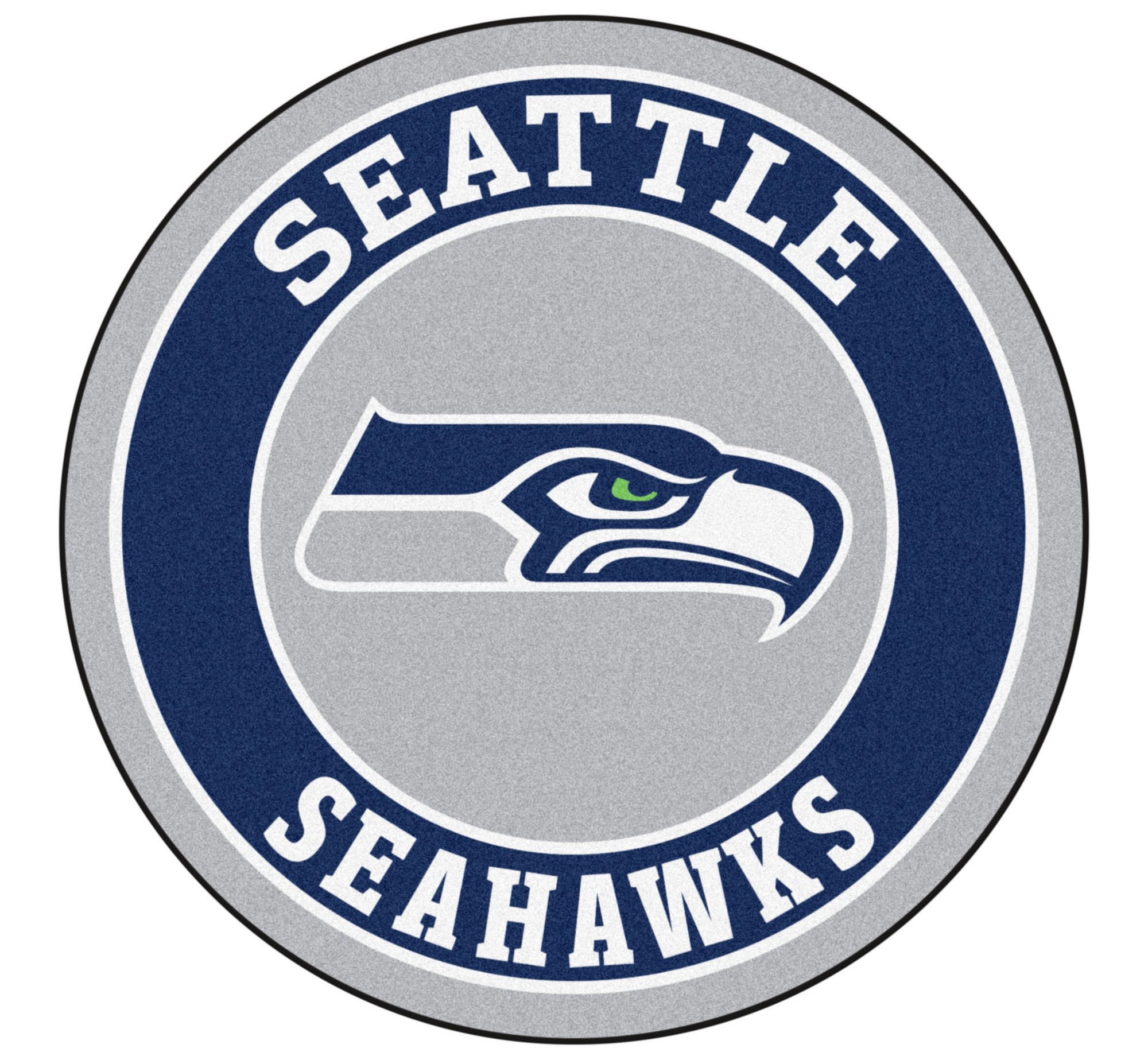 Nfl Area Rugs: Meaning Seattle Seahawks Logo And Symbol