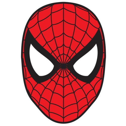Color Spiderman Logo