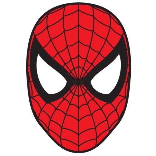 Color Spiderman Logo