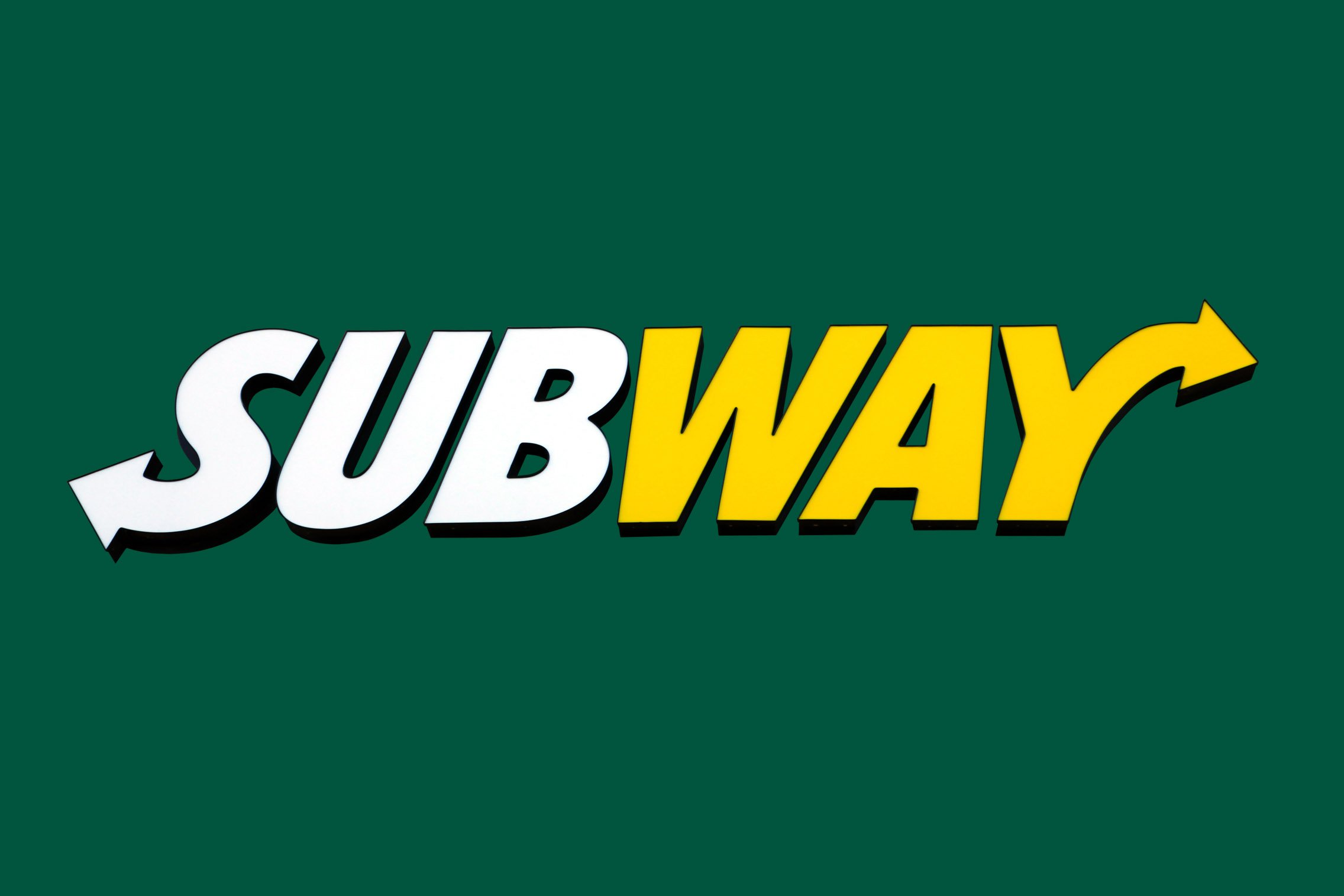 Color Subway Logo