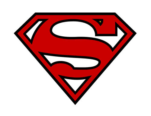 Color Superman logo