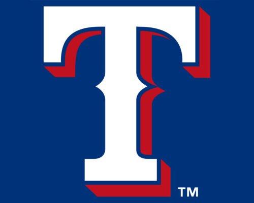 Color Texas Rangers Logo