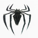 How to Draw the Spiderman Logo