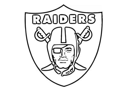 Font Oakland Raiders Logo