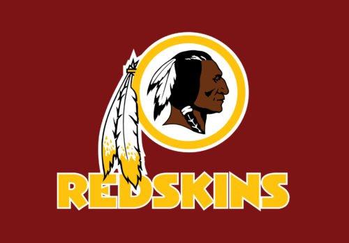 Font Redskins Logo