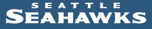 Font Seattle Seahawks Logo