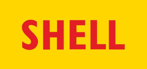 Font Shell Logo
