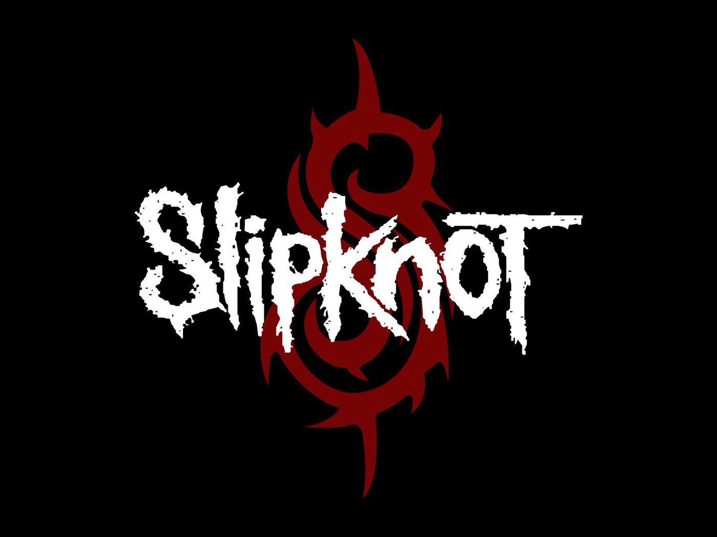 Slipknot logo slipknot symbol meaning history and evolution font of the slipknot logo biocorpaavc Choice Image