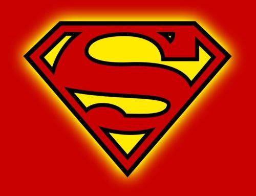 Font Superman logo
