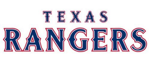 Font Texas Rangers Logo