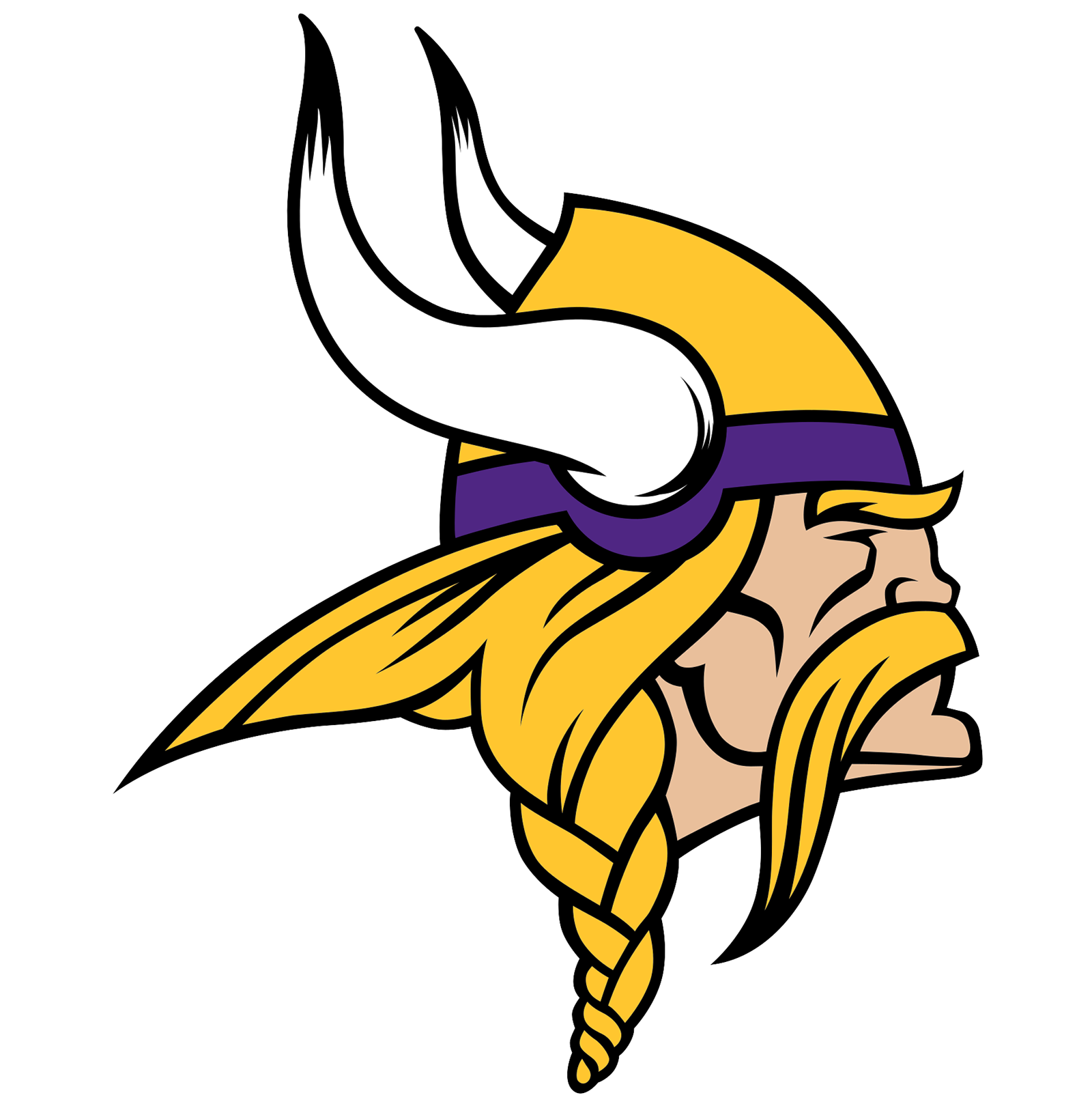 Car And Their Logos >> Minnesota Vikings Logo, Minnesota Vikings Symbol, Meaning, History and Evolution