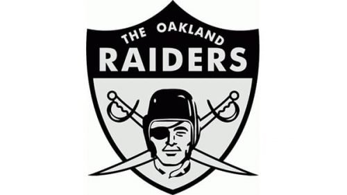Oakland Raiders Logo 1963