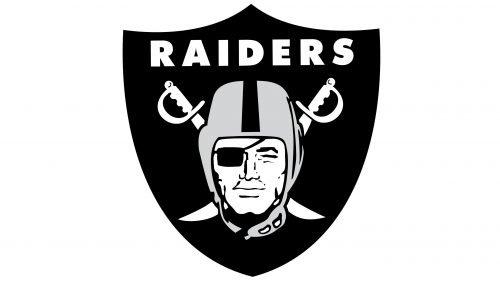 Oakland Raiders Logo 1995