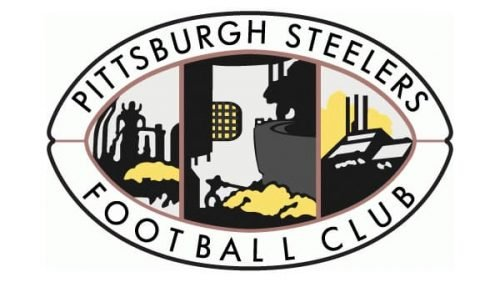 Pittsburgh Steelers Logo 1945