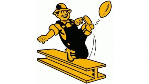 Pittsburgh Steelers Logo 1962