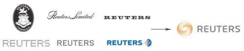 Reuters Logo history