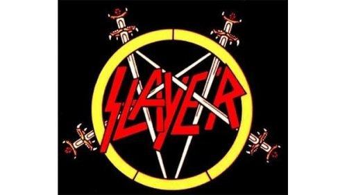 Slayer Logo 1985