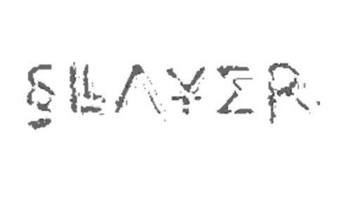 Slayer Logo 1998