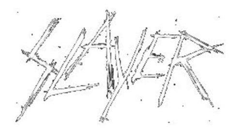 Slayer Logo 2009