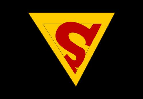 Superman Logo 19402