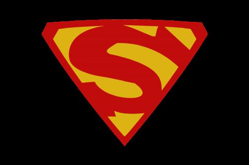 Superman Logo 1941