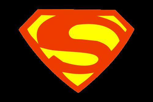 Superman Logo 1943