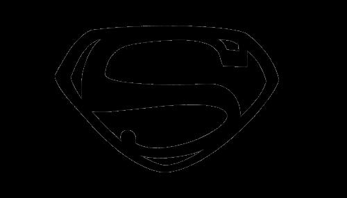 Superman logo Columbia serials 1948