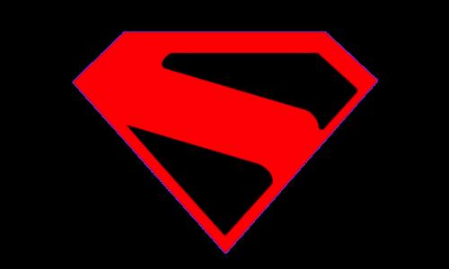 Superman logo 1996