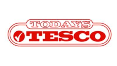 Tesco Logo 1981