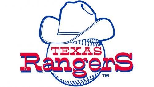 Texas Rangers Logo 1972