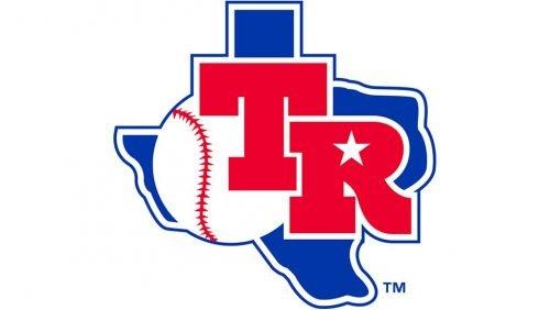 Texas Rangers Logo 1982