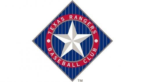 Texas Rangers Logo 1994